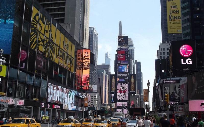 Фото: Таймс-Сквэр - Достопримечательности Нью-Йорка: ТОП-15