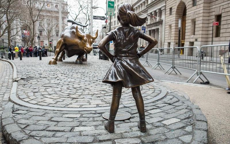 Фото: Уолл-Стрит - Достопримечательности Нью-Йорка: ТОП-15