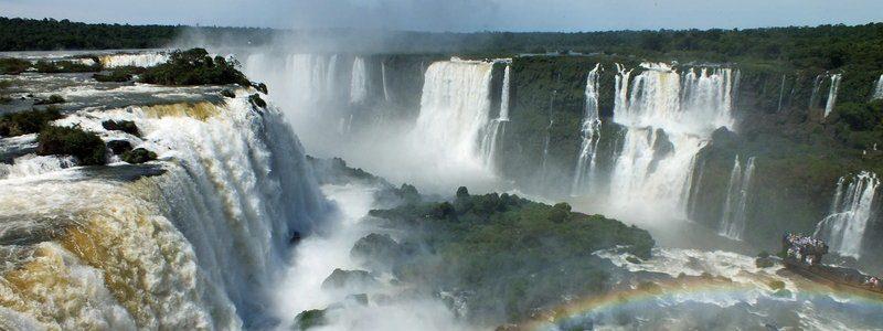 Фото: Водопады Игуасу, Бразилия - обзор, лайфхаки, как добраться
