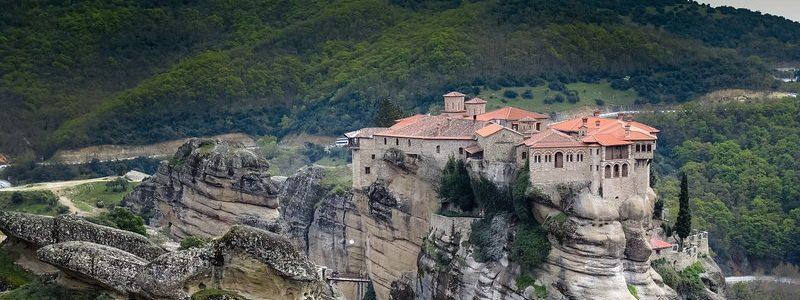 Фото: Монастыри Метеоры, Греция - обзор, лайфхаки, как добраться