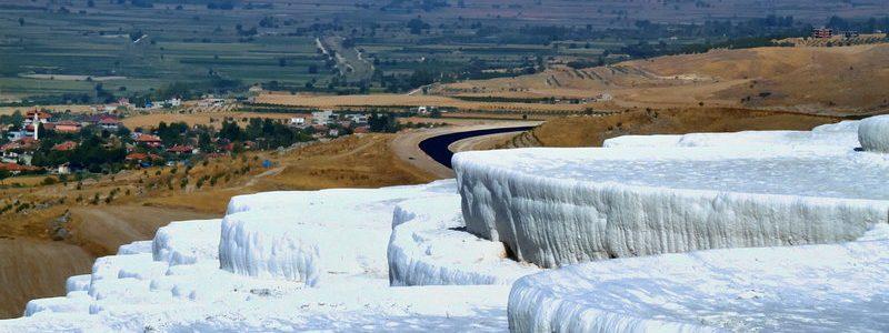 Фото: Памуккале, Турция - обзор, лайфхаки, как добраться
