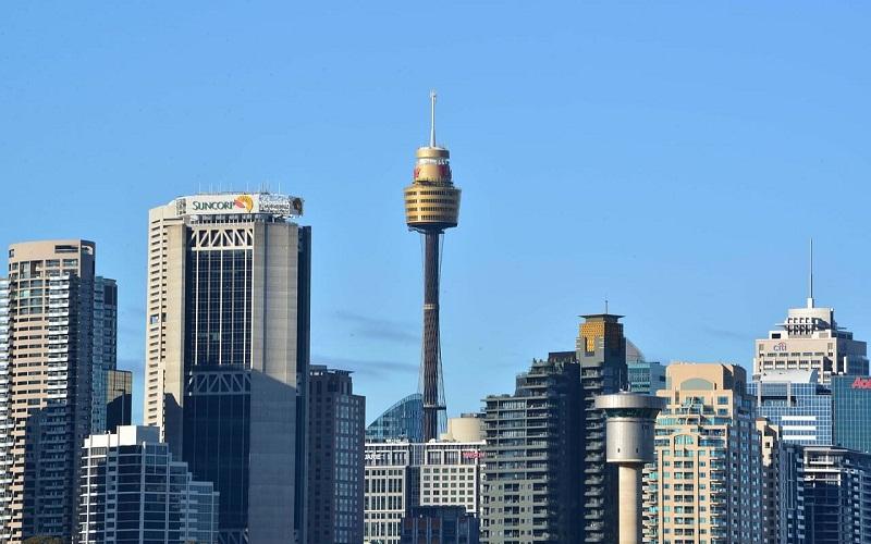 Фото: Сиднейская башня - Достопримечательности Сиднея: ТОП-17