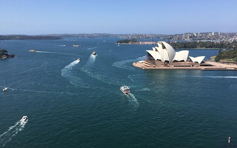 Фото: Гавань Сиднея - Достопримечательности Сиднея: ТОП-17
