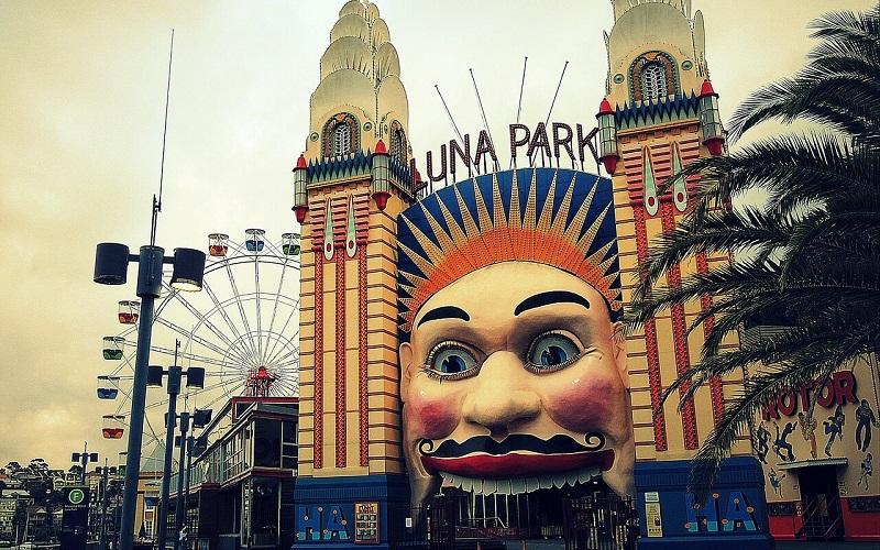 Фото: Сиднейский Луна-парк - Достопримечательности Сиднея: ТОП-17