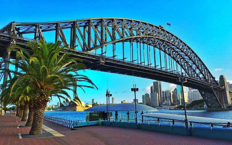 Фото: Харбор-Бридж - Достопримечательности Сиднея: ТОП-17