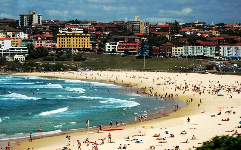 Фото: Пляжи Сиднея - Достопримечательности Сиднея: ТОП-17