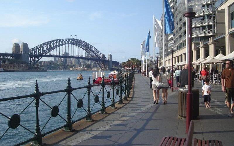 Фото: Сёркулар Куэй - Достопримечательности Сиднея: ТОП-17