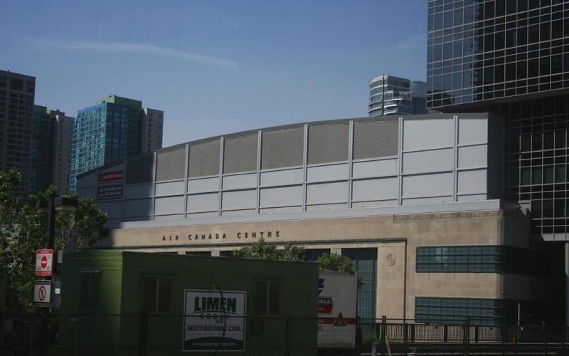 Фото: Эйр-Канада центр - Достопримечательности Торонто: ТОП-12