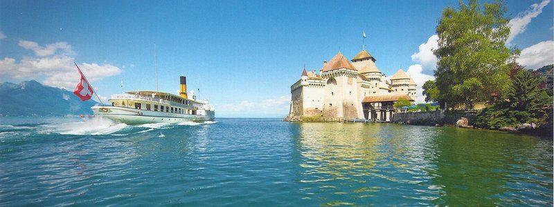 Фото: Шильонский замок, Швейцария - обзор, как добраться, лайфхаки