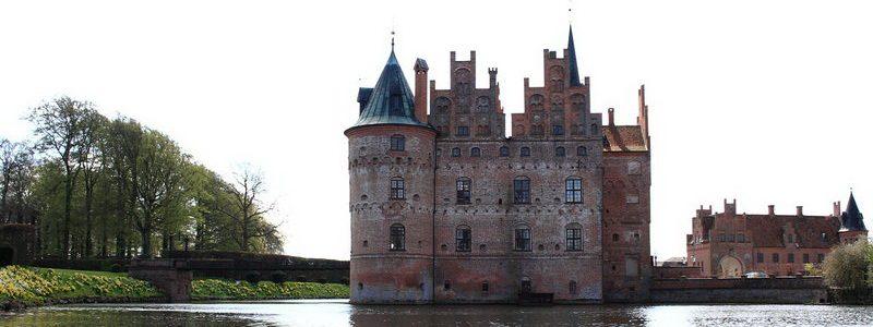 Фото: Замок Эгесков, Дания - обзор, как добраться, лайфхаки