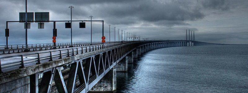 Фото: Эресуннский мост, Швеция - обзор, как добраться, лайфхаки