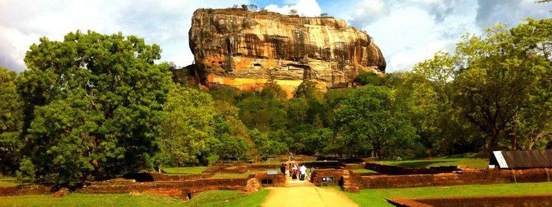 Фото: Скала Сигирия, Шри-Ланка - обзор, как добраться, лайфхаки