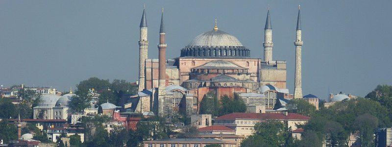 Фото: Мечеть Айя-София, Стамбул - обзор, как добраться, лайфхаки