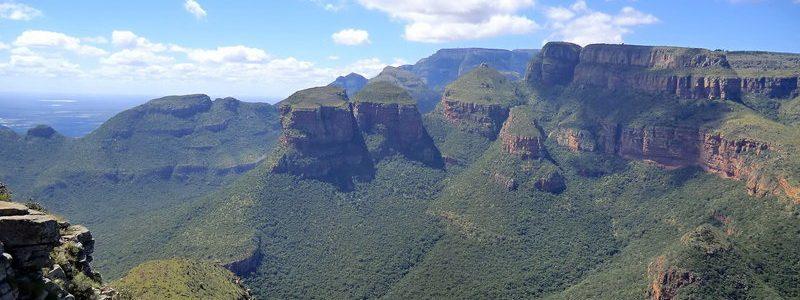 Фото: Каньон Блайд Ривер, ЮАР - путеводитель, лайфхаки