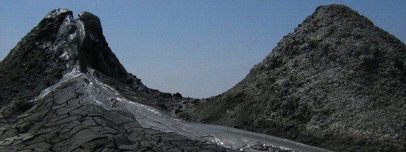 Фото: Грязевые вулканы Дашгиль, Азербайджан - обзор, как добраться, лайфхаки