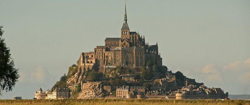 Фото: Замок Мон-Сен-Мишель, Франция - обзор, лайфхаки