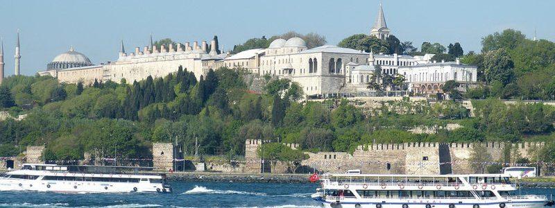 Фото: Дворец Топкапы, Стамбул - обзор, как добраться, лайфхаки