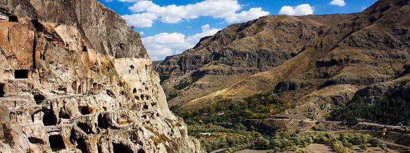 Фото: Пещерный монастырь Вардзия, Грузия - обзор, лайфхаки