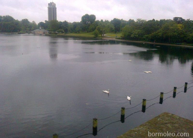 Фото: Лондон часть 4: Гайд-парк, Челси, Уимблдон