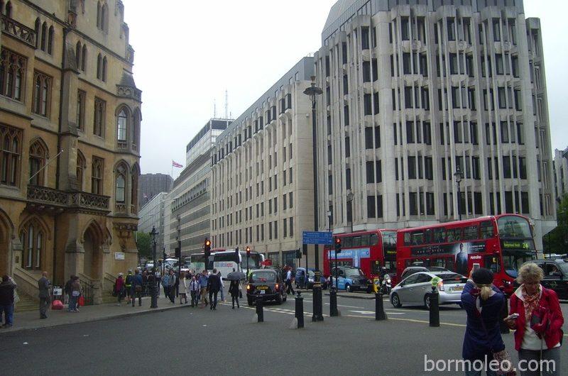 Фото: Лондон (часть 2): Биг-Бен, Вестминстер, Лондонский глаз