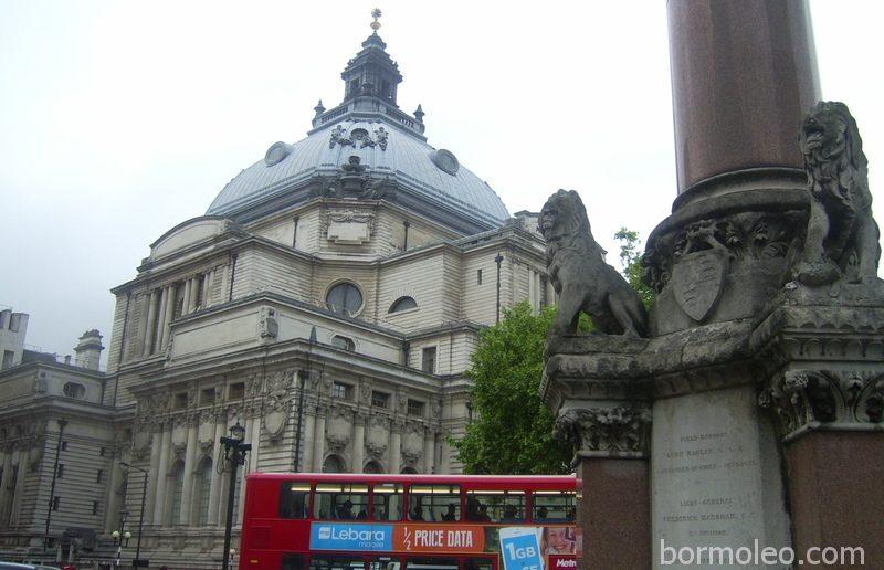 Фото: Лондон (часть 3): Тауэр, Тауэрский мост, Трафальгарская площадь