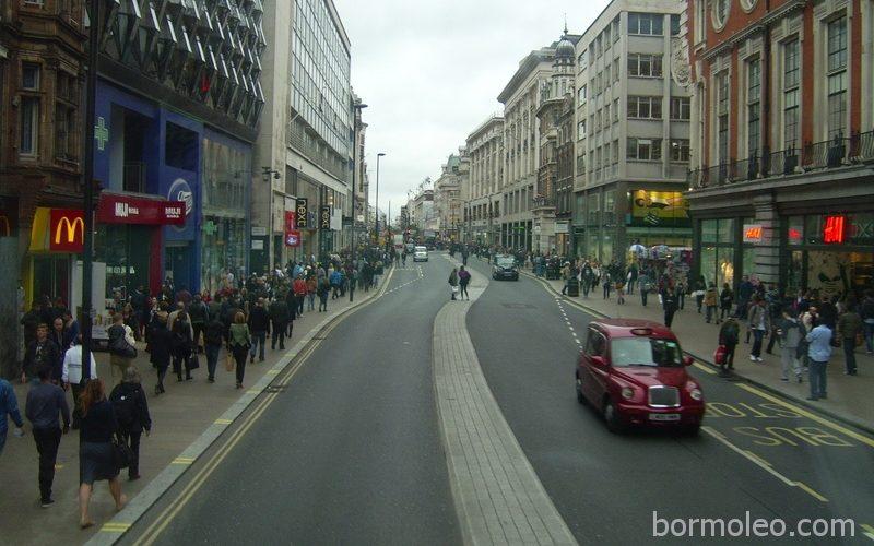 Фото: Лондон (часть 5) - Пикадилли, Сити, Кэнэри-Уорф