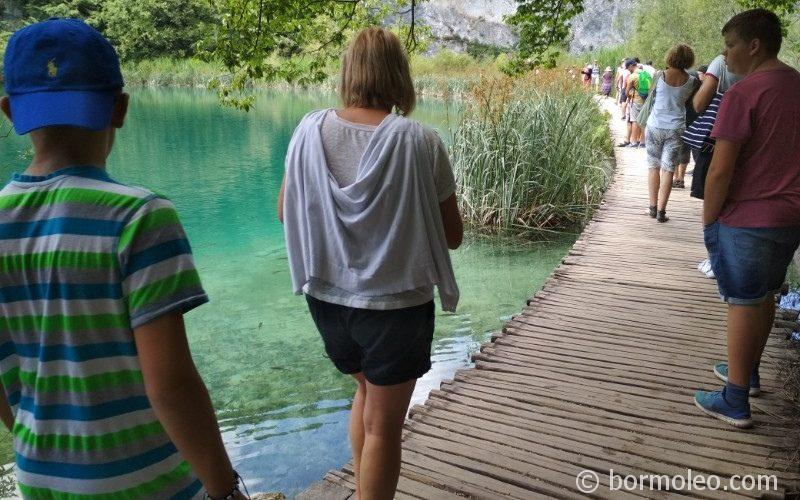 Фото: Плитвицкие озёра с экскурсией