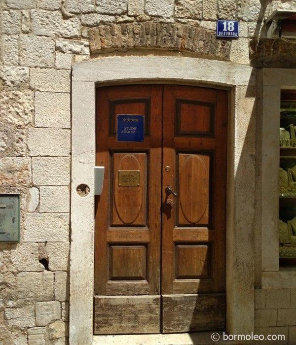 Фото: Пореч, Хорватия (часть 1): Старый город
