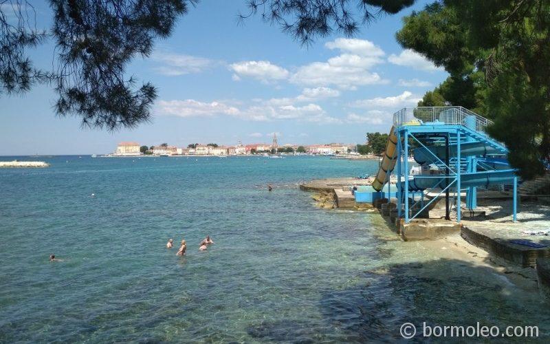 Фото: Пореч, Хорватия - часть 2: Пляжи