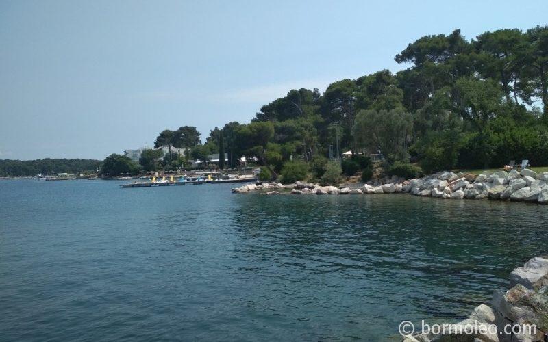 Фото: Пореч, Хорватия часть 2: Пляжи