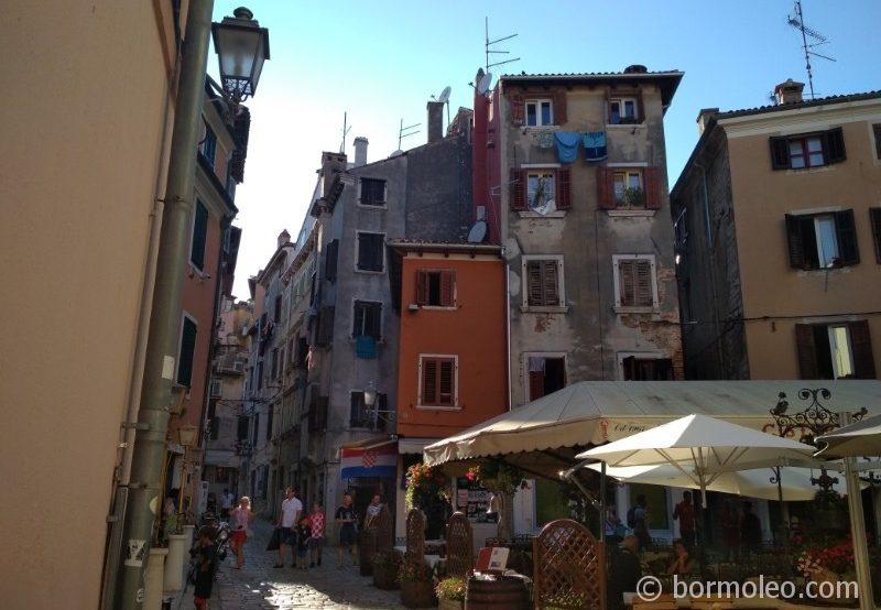 Фото: Ровинь - самый романтичный город Истрии