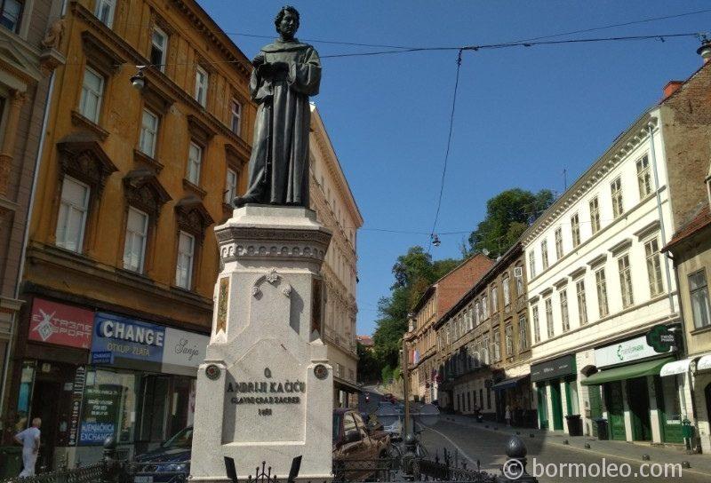 Фото: Столица Хорватии - Загреб