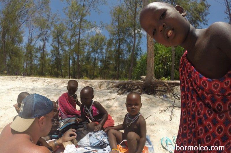 Фото: Кендва - лучший пляж острова Занзибар, Танзания