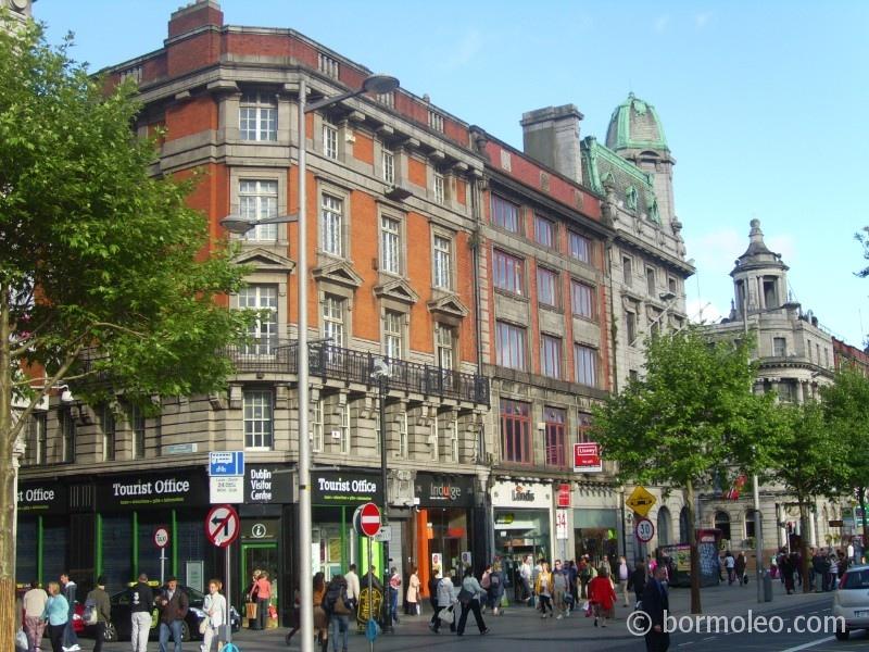 Фото: Дублин, часть 1: Пабы и улицы города