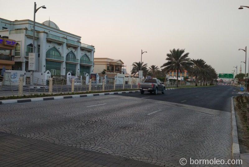 Фото: Дубай транзитом несколько часов: что посмотреть?