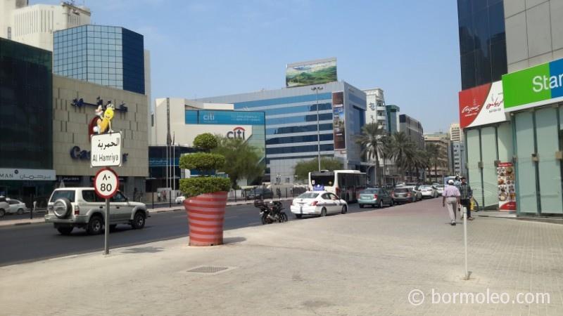 Фото: Район Бар-Дубай в Дубае