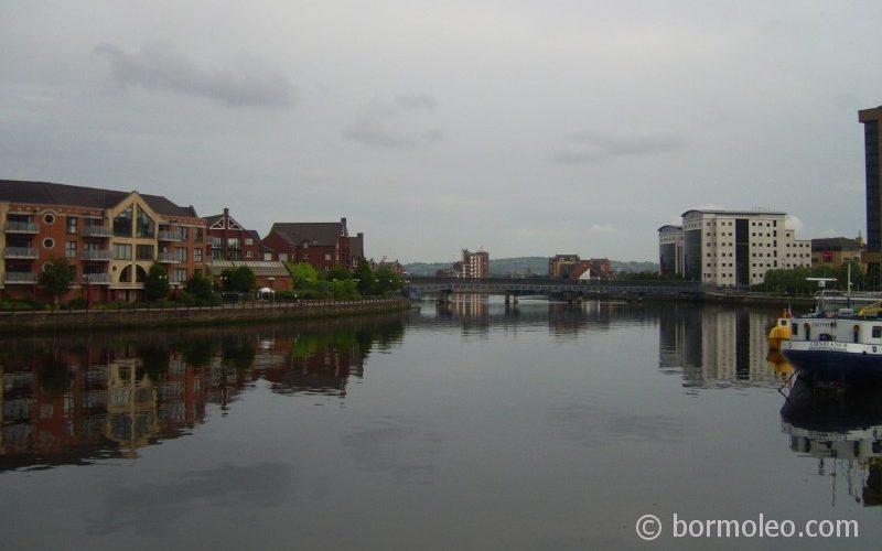 """Фото: Белфаст - родина """"Титаника"""""""