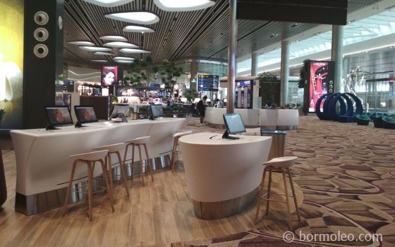 Фото: Аэропорт Сингапура Чанги